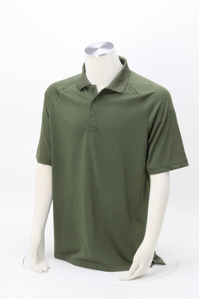 Tactical Performance Polo -  Men's 360 View