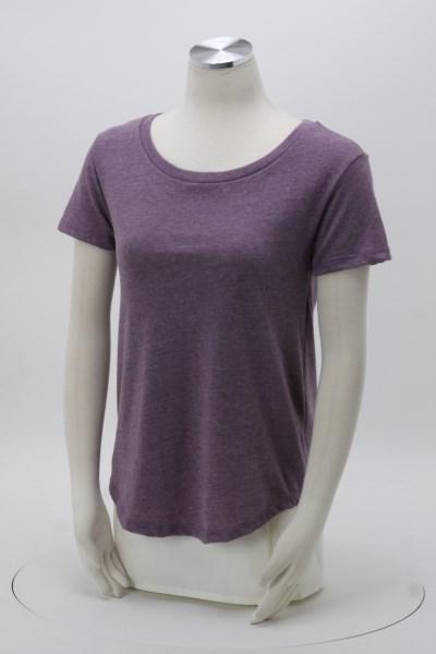 Alternative Vintage Scoop Neck T-Shirt - Ladies' - Screen 360 View