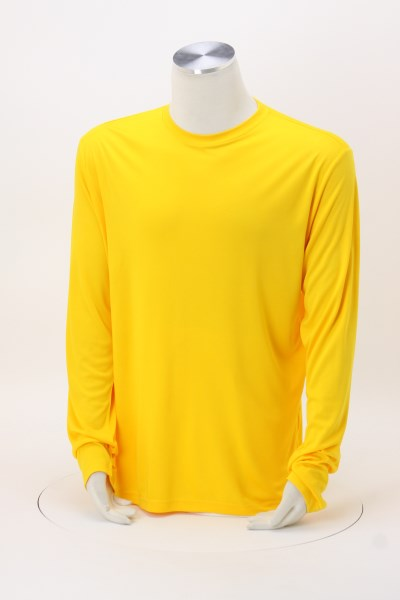 Zone Performance Long Sleeve Tee - Men's - Screen 360 View