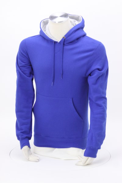 Champion 9.7 oz. Cotton Max Fleece Hoodie - Embroidered 360 View