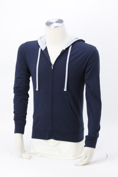 e49fdc62953f 4imprint.com  Next Level French Terry Full-Zip Hoodie - Embroidered ...