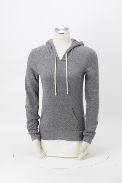 Alternative Fleece Athletics Hoodie - Ladies' - Embroidered 360 View
