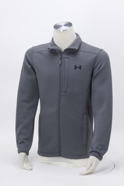 Under Armour Extreme Coldgear Jacket - Men's - Embroidered 360 View