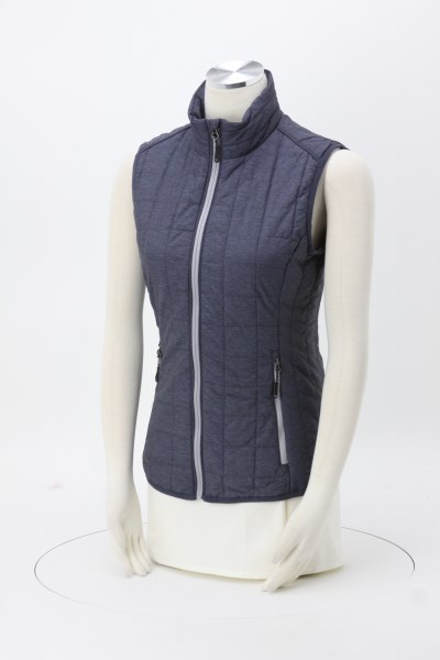 Cutter & Buck Rainier Packable Vest - Ladies' 360 View