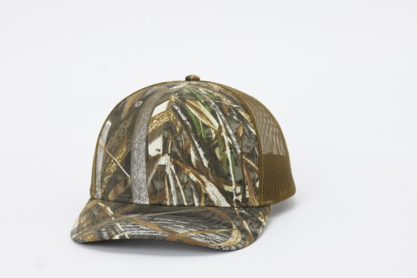 Richardson Trucker Snapback Cap - Realtree 360 View