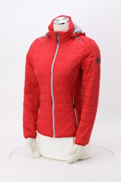 Cutter & Buck Rainier Packable Jacket - Ladies' 360 View