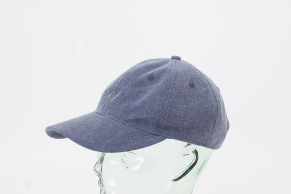 Authentic Pigment Pigment-Dyed Baseball Cap 360 View