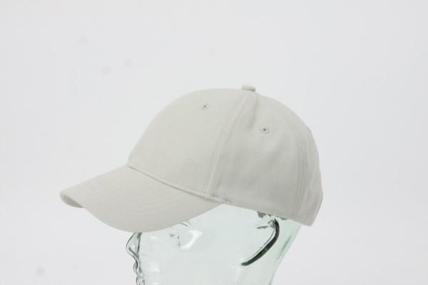 UltraClub Classic Cut Brushed Cotton Twill Structured Cap 360 View