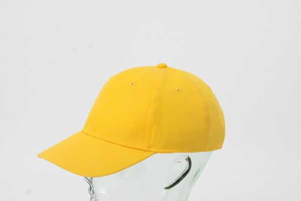 UltraClub Classic Cut Cotton Twill Cap 360 View