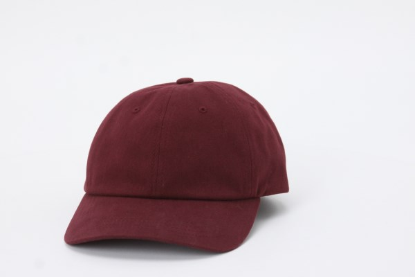 Yupoong Peached Cotton Twill Dad Cap 360 View