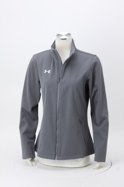 Under Armour Ultimate Team Jacket - Ladies' - Embroidered 360 View