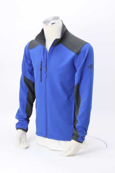 The North Face Stretch Soft Shell Jacket - Men's 360 View
