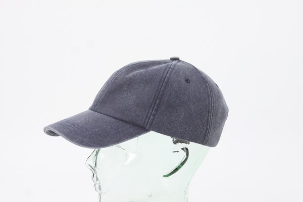 Garment-Washed Cap 360 View