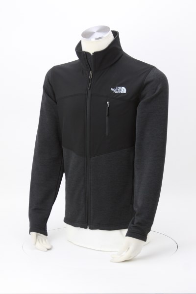 The North Face Smooth Fleece Jacket 360 View