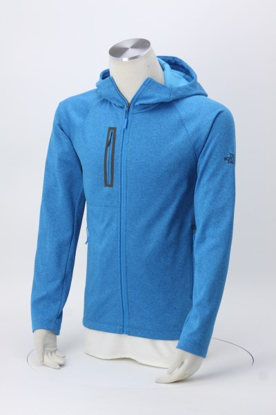 The North Face Canyon Flats Fleece Hooded Jacket - Men's 360 View