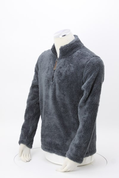 big sale a0a93 18e78 Newport Plush Fleece 1 4-Zip Pullover - Men s