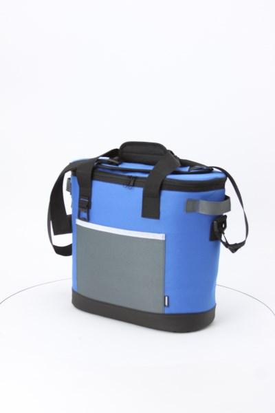 Koozie® 20-Can Tub Kooler Tote - 24 hr 360 View
