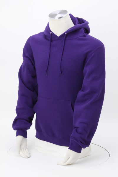 Russell Athletic Dri-Power Hooded Sweatshirt - Embroidered 360 View
