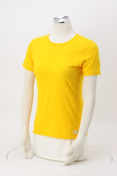Russell Athletic Essential Performance Tee - Ladies' - Embroidered 360 View