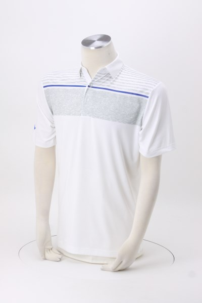 Callaway Chest Print Polo - Men's 360 View