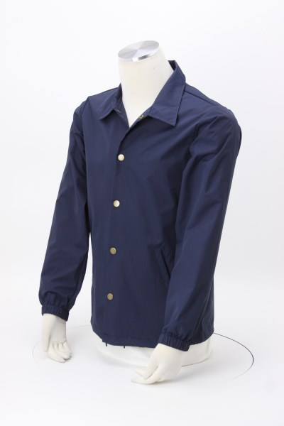 Independent Trading Co. Coaches Jacket 360 View
