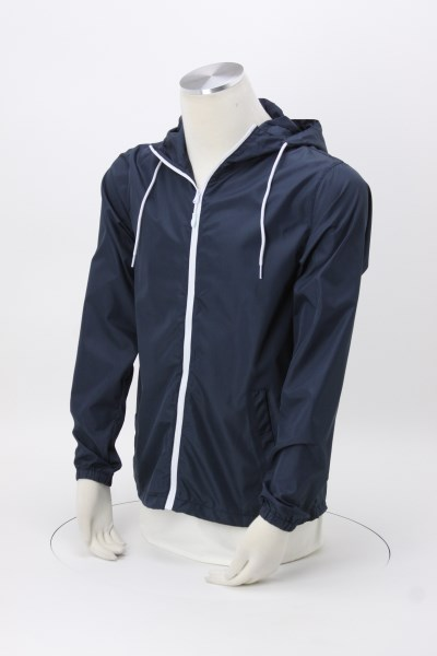 Independent Trading Co. Lightweight Jacket 360 View