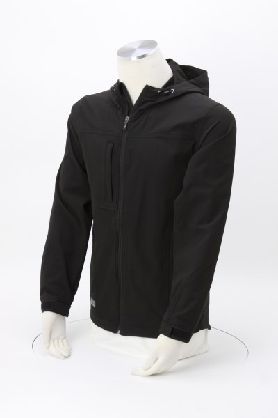 DRI DUCK Apex Hooded Soft Shell Jacket - Men's 360 View