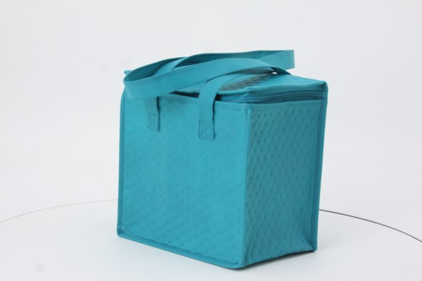 Therm-O Square Insulated Lunch Cooler 360 View