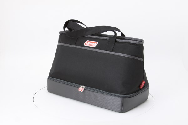 Coleman Dual Compartment Cooler 360 View