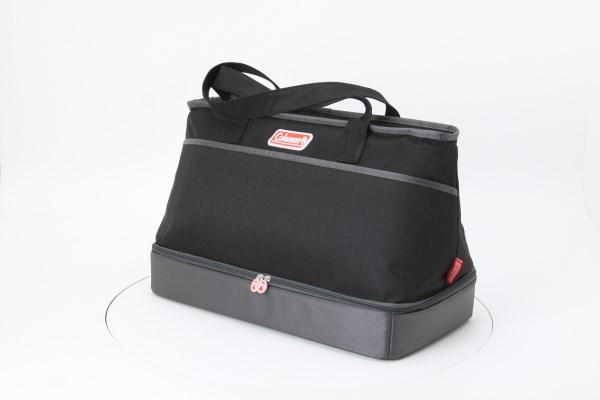 Coleman Dual Compartment Cooler - 24 hr 360 View