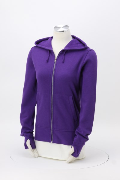 Cypress Full-Zip Hoodie - Ladies' 360 View