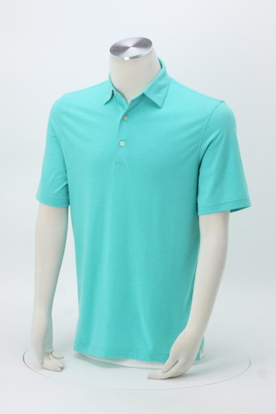 Greg Norman Play Dry Foreward Series Polo - Men's - 24 hr 360 View