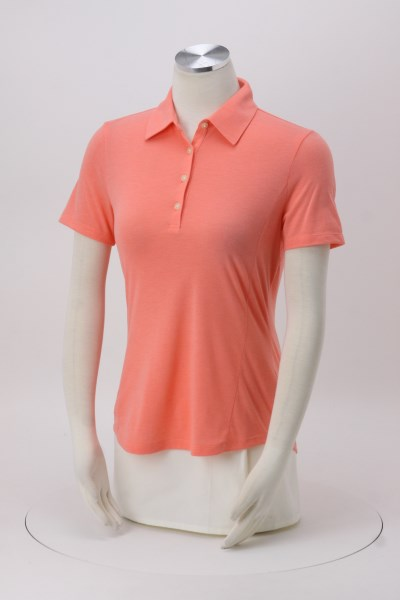 Greg Norman Play Dry Foreward Series Polo - Ladies' - 24 hr 360 View