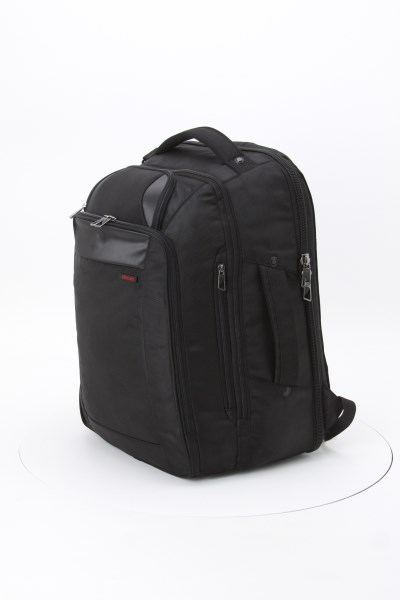 elleven Underseat 17 inches Laptop Backpack 360 View