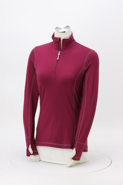 Storm Creek Smart Stretch 1/4-Zip Pullover - Ladies' 360 View