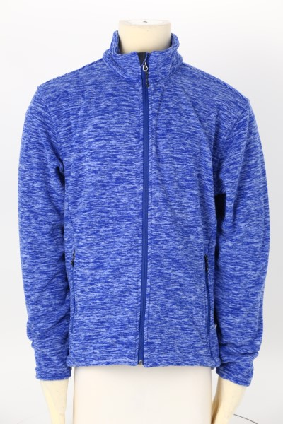 Crossland Heather Fleece Jacket - Men's 360 View