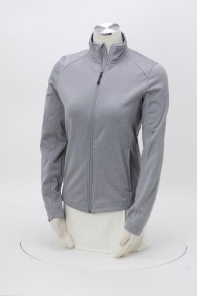 Storm Creek Heather Performance Fleece Jacket - Ladies' 360 View