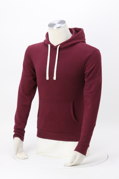 Next Level Hooded Sweatshirt - Screen 360 View