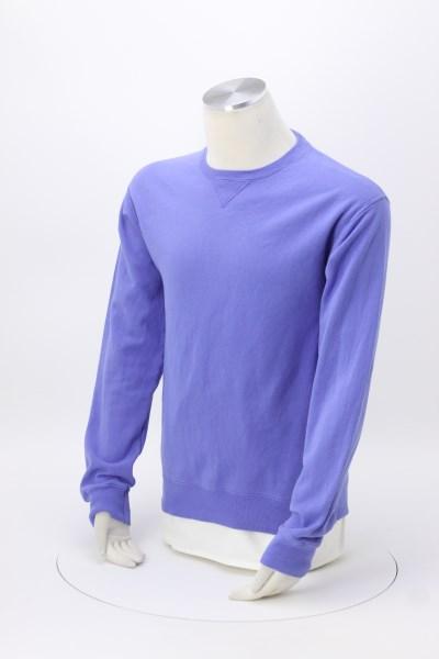 Hanes ComfortWash Garment-Dyed Sweatshirt - Screen 360 View
