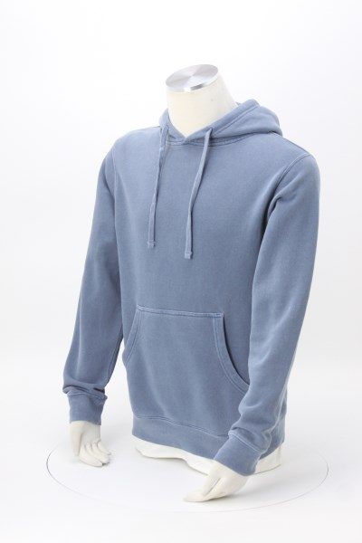 Independent Trading Co. Pigment Dyed Hoodie - Screen 360 View