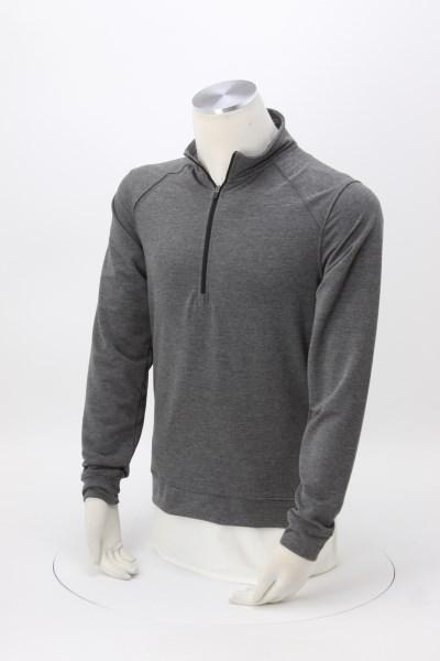 J. America Omega Stretch 1/4-Zip Pullover - Men's 360 View