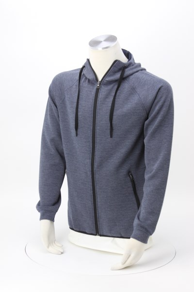 Weatherproof Heat Last Tech Full-Zip Hoodie - Men's - Embroidered 360 View