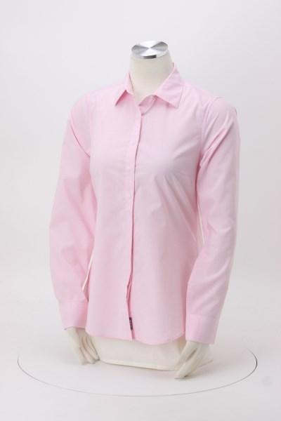 Thurston Wrinkle Resistant Cotton Shirt - Ladies' - 24 hr 360 View