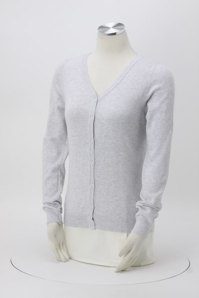 Imatra V-Neck Cardigan Sweater - Ladies' 360 View