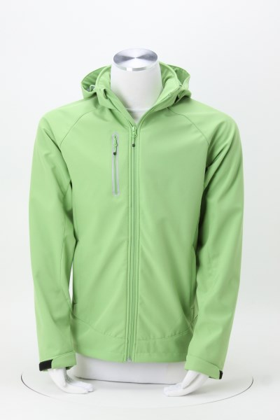 Milford Microfleece Lined Hooded Jacket - Men's 360 View