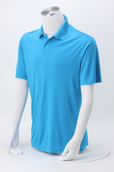 Contender Performance Polo - Men's 360 View