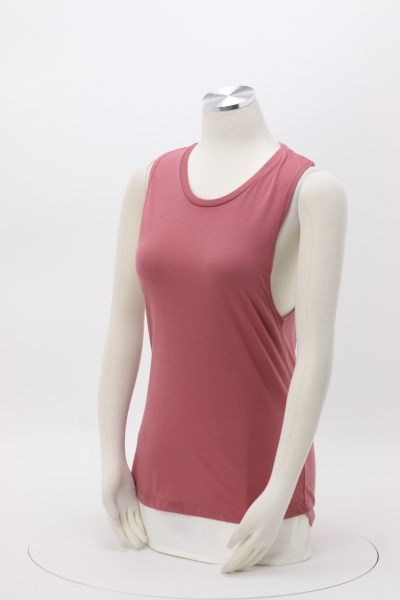Next Level Festival Muscle Tank - Ladies' 360 View