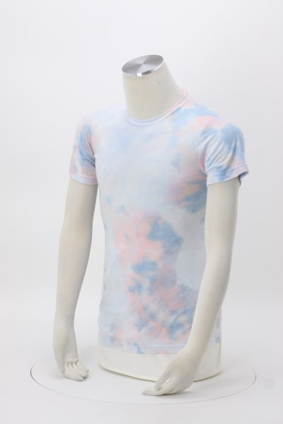 Tie-Dyed Dream T-Shirt 360 View