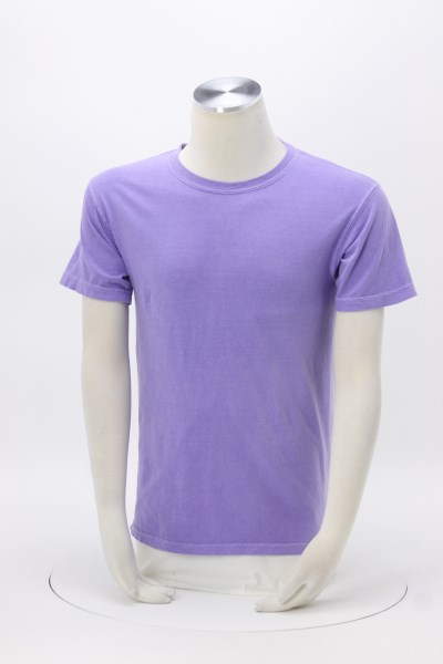 Comfort Colors Garment-Dyed 6.1 oz. T-Shirt - Screen 360 View