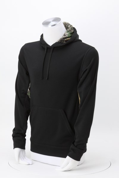 Ranger Camo Block Tech Sweatshirt 360 View